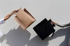 luxe leather bags | minimalist goods delivered to you quarterly @ minimalism.co | #minimal #style #design