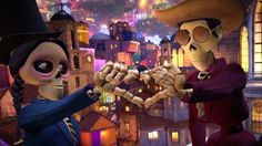 Pixar's Coco VR experience turns you into a dancing skeleton Disney Pixar, Disney Characters, Toy Story 3, Monster University, Just A Game, First Game, Storytelling, Mickey Mouse, Vr