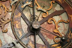 Giant Astronomical Clock in Munster, Germany