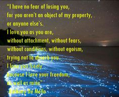 Love by Anthony De Mello