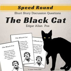 essay questions the black cat 'the black cat' is a short story written by edgar allan poe poe was born in 1809, died at the age of 40 in 1849, and was an important contributor to the american romantic movement.