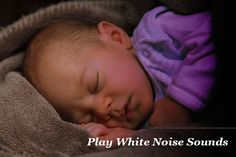 Play White Noise Sounds