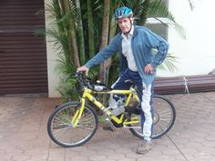 My cycle with Vooma! Motorized Bicycle, Vehicles, Car, Vehicle, Tools