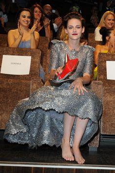 Kristen Stewart à la Mostra de Venise le 5 septembre 2015 R
