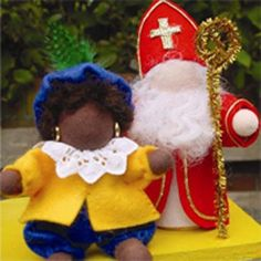 Boeken/Patronen :: Creattenties :: Download :: Creattentie, Sint & Piet…