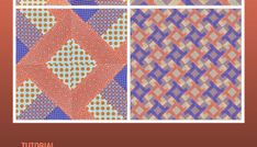 """Quick and easy """"Doubly striped Half Square Triangle block"""" (Hidden wells)   Sewn Up Quilting For Beginners, Quilting Tips, Quilting Tutorials, Quilt Block Patterns, Pattern Blocks, Quilt Blocks, All You Need Is, Crumb Quilt, Puff Quilt"""