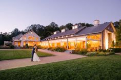 Night-time glow at Pippin Hill Farm and Vineyards in Charlottesville, Va Barn Wedding Venue, Farm Wedding, Virginia Wineries, Charlottesville Va, Blue Ridge Mountains, Summer Weddings, Rustic Charm, Wine Country, Night Time