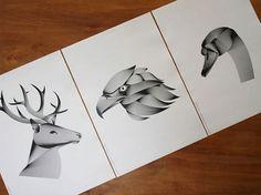 Victor van Gaasbeek • Graphic designer • Illustrator • Line Art