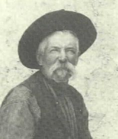 """George """"Dad"""" Peppin, corrupt Sheriff of Lincoln County. Serving as Deputy to Sheriff William Brady. Later became sheriff after Brady was shot & killed and his replacement John Copeland was dismissed Old West Outlaws, Famous Outlaws, Cowboys And Indians, Real Cowboys, Old West Photos, Billy The Kids, Local Women, Character Costumes, Father Of The Bride"""