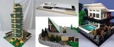lego architecture moc - Google Search