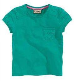 Blusa verde detalhe lese
