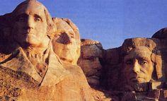 storia americana | Washington Jefferson Th Roosevelt Lincoln scolpiti sul Monte Rushmore ... Monte Rushmore, Lincoln, Glamping, American History, Bing Images, Camel, Places To Go, Mountains, Roosevelt