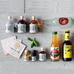 Cocktail-Set 'Gin & Tee'