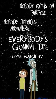 Post with 79 votes and 5491 views. Tagged with wallpaper, rick and morty, freericksanchez, graaaaaass tastes bad; A mini Rick and Morty wallpaper dump Rick And Morty Quotes, Rick And Morty Poster, Cartoon Wallpaper, Iphone Wallpaper, Medical Wallpaper, Wallpaper Space, Locked Wallpaper, Kawaii Wallpaper, Galaxy Wallpaper