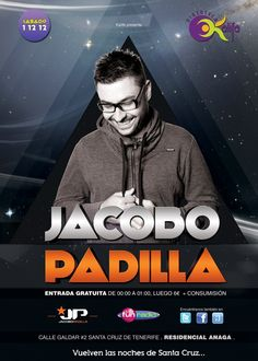 Jacobo Padilla @ Discoteca Kalifa Tenerife
