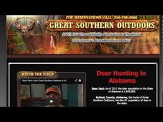 http://www.greatsouthernoutdoors.com/book_a_hunt/quail_hunting/Great Southern Outdoors prides itself being located in the region known as the Field Trial Capital of the World. Quail hunting in this area has been a gentlman's sport since the 1800′s when plantation owners would get involved in friendly competition. Now it has become a well liked sport by both outdoors-men and women. Great Southern Outdoors alabama quail hunting staff, Josh, Mark, Freeman, and Hunter enjoy the sport as much as…