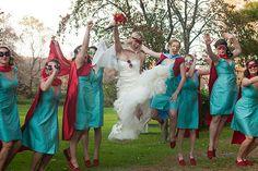 INSPIRAÇÃO: Casamentos incríveis com tema de super-herói | Casar é um barato - Blog de casamento