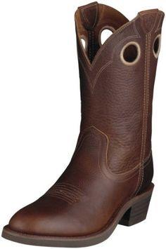 """Men's Ariat® 11"""" Trail Hand Boots Brown Ariat. $129.95"""
