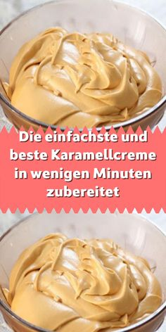 The simplest and best caramel cream prepared in a few minutes Easy Desserts Easy Cake Recipes, Easy Desserts, Dessert Recipes, Dessert Simple, Chocolate Thermomix, Chocolate Recipes, Fancy Cakes, Macaron, Health Desserts