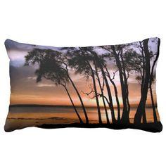 Sunset Point 1 Throw Pillow
