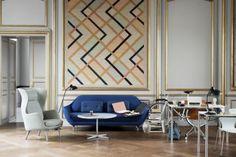 Ro chair and Favn sofa, design Jaime Hayón - Republic of Fritz Hansen