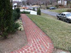 brick walkways | brick patios stamped concrete patios flagstone walkways brick walkways ...
