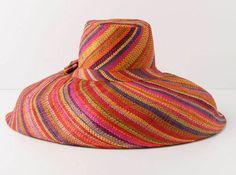 Monochrome Sun hat