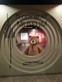 Teddy Bear Museum, Namsan Tower, Seoul