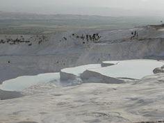 Viajar correndo é preciso: Turquia parte V - Pamukkale e Hierápolis