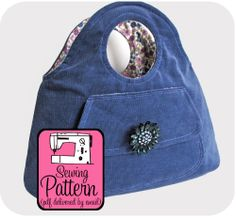 Bracelet Bag Designer Sewing Pattern