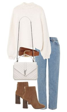 """Untitled #5311"" by theeuropeancloset on Polyvore featuring ALDO, MANGO and Yves Saint Laurent"