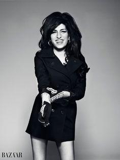 Amy Winehouse.   Grammy Award winner.      #Longwood Elementary School   #William Henry Shaw HS   #The Print Shop