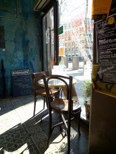 Cafè de les Delicies, El Raval, Barcelona