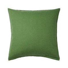 VIGDIS, Cushion cover, green