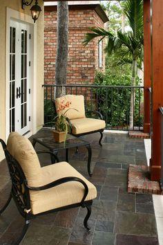 porch decorating | small porch/balcony ideas - Home Decorating & Design Forum - GardenWeb