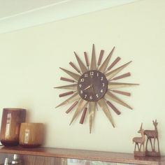 Tidying... #retro #retrohome #scandi #vintage #vintagehome #buckleandfawn #home #homedecor #interiors #design