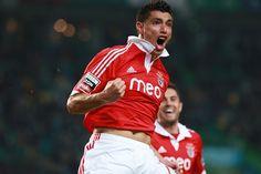 Cardozo, Sporting - Benfica, 2012/13