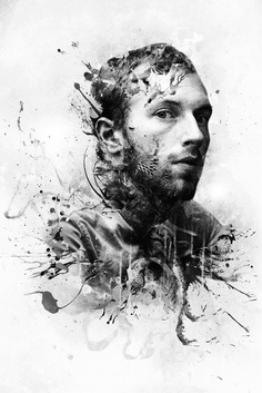 Chris Martin of Coldplay Coldplay Art, Coldplay Quotes, Chris Martin Coldplay, Jonny Buckland, The Dark One, Look At The Stars, Music Love, Fun To Be One, Cool Bands