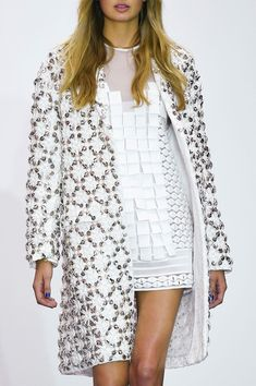 Issa, Spring 2016 - The Prettiest Runway Details of Spring 2016 - Photos