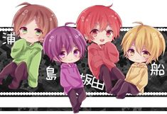 埋め込み Cute Anime Chibi, Cute Anime Guys, Kawaii Anime, Fanart, Diabolik Lovers, Anime Characters, Fictional Characters, Boy Art, First Girl
