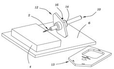 Patent US20080085666 - Hand engraving sharpening device - Google Patents