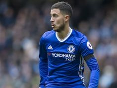 "Chelsea star Eden Hazard: ""I can treat the ball like a woman"" #Chelsea #Football #295277"