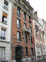 immeuble d 39 habitation vers 1900 32 avenue du g n ral de gaulle vincennes 94300 architecte. Black Bedroom Furniture Sets. Home Design Ideas