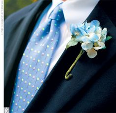 hydr the knot Handsome Hydrangeas