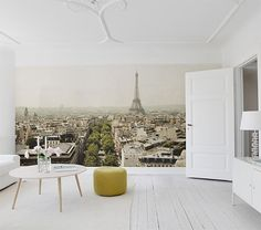 Paris skyline -valokuvatapetti, Mr Perswall