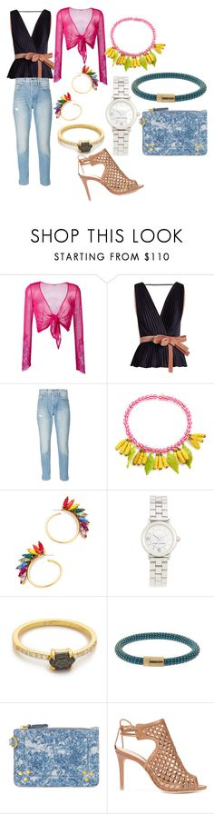 """""""style Is very personal"""" by emmamegan-5678 ❤ liked on Polyvore featuring Ermanno Scervino, Roksanda, Frame, Mercedes Salazar, Elizabeth Cole, Marc Jacobs, Samantha Wills, Carolina Bucci, Jérôme Dreyfuss and Alexandre Birman"""