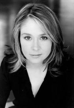 "Megan Follows looked stunning in black+white.  She played Anne Shirley in ""Anne of Green Gables"" movie"