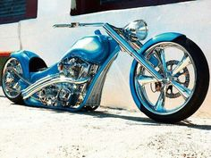 Matt Hotch built this beautiful motorcycle for the biker build off on TV