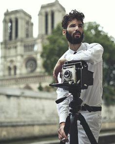 Parisian Artist by Benjo Arwas, via 500px
