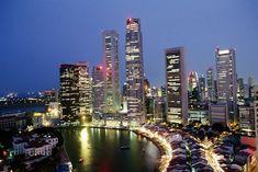 Сингапур: необычная страна, где все по фен-шуй - блоги путешественников и туристов